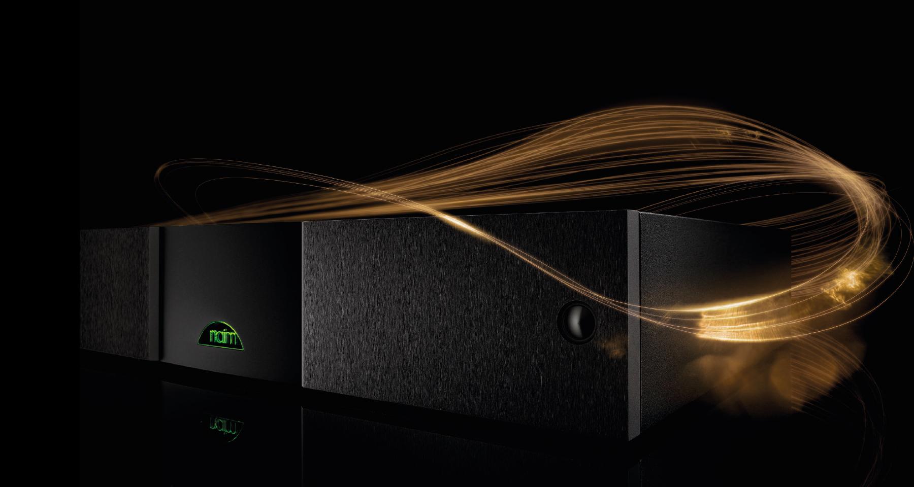 Naim Power Amp
