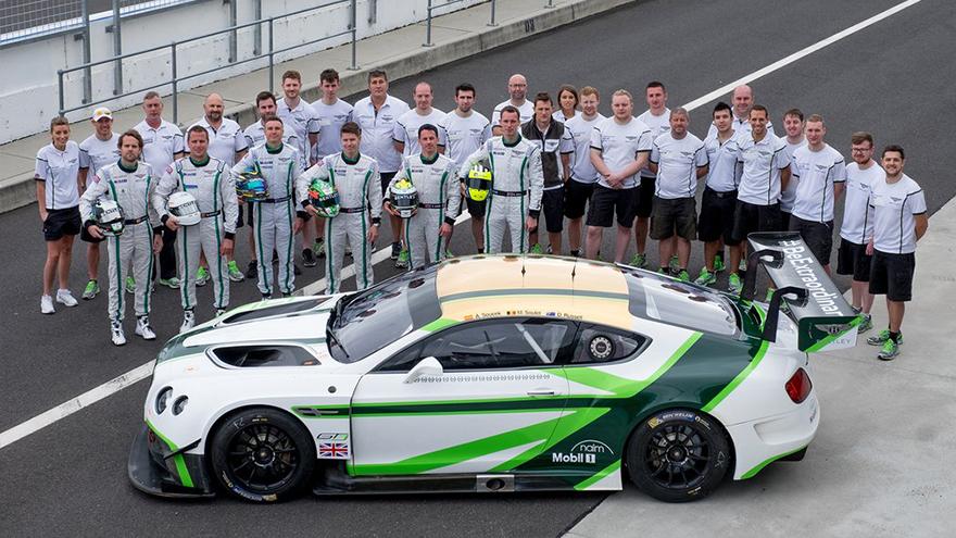 Bentley GT3 Team