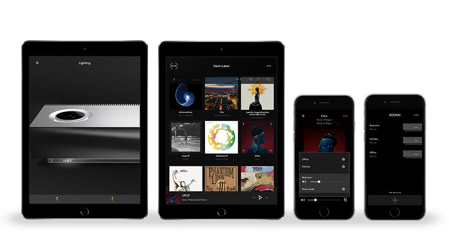 Naim Audio App