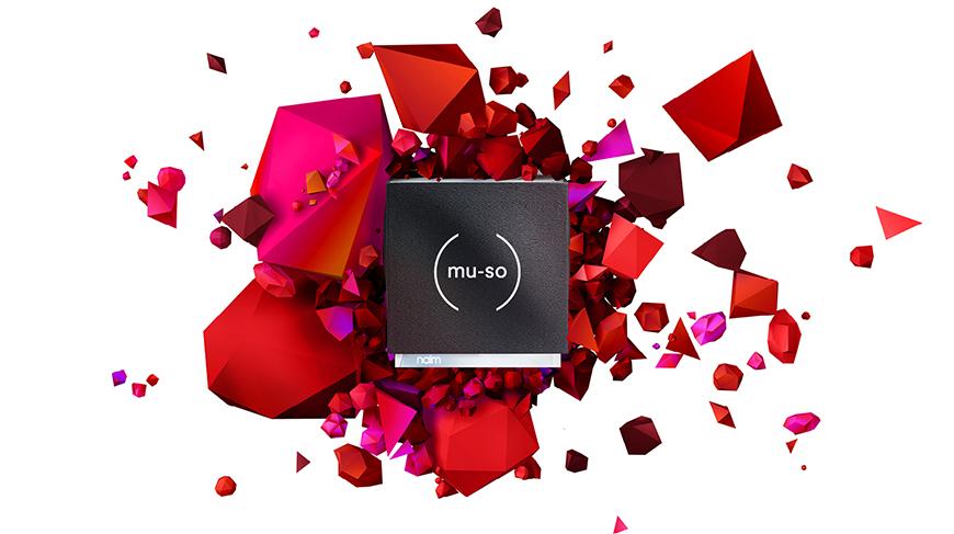Mu-so Qb Rot