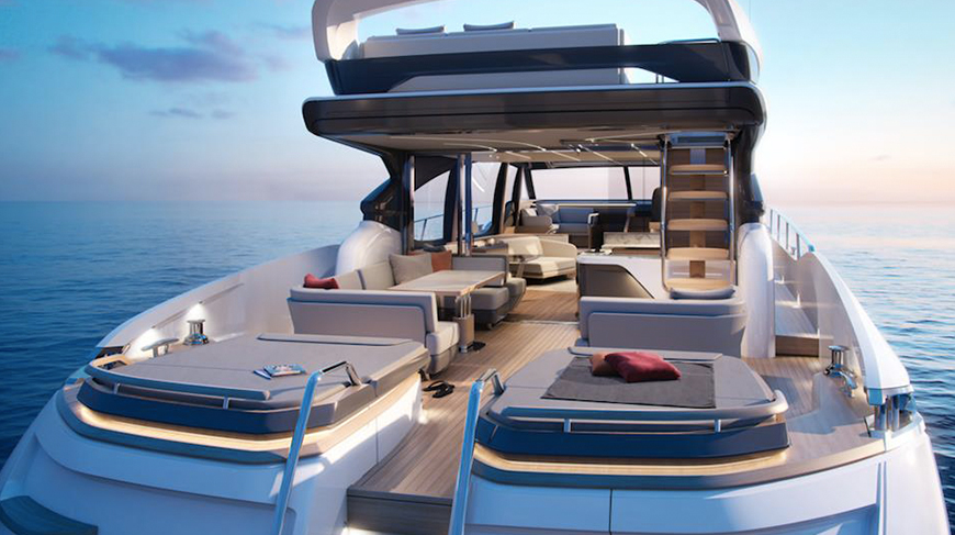 Naim for Princess Yachts