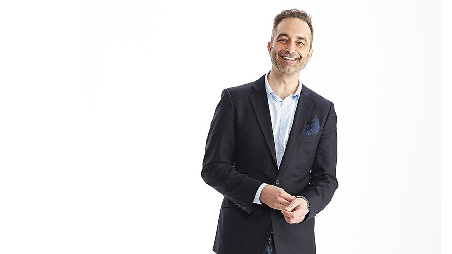 Simon Matthews, Leiter der Designabteilung