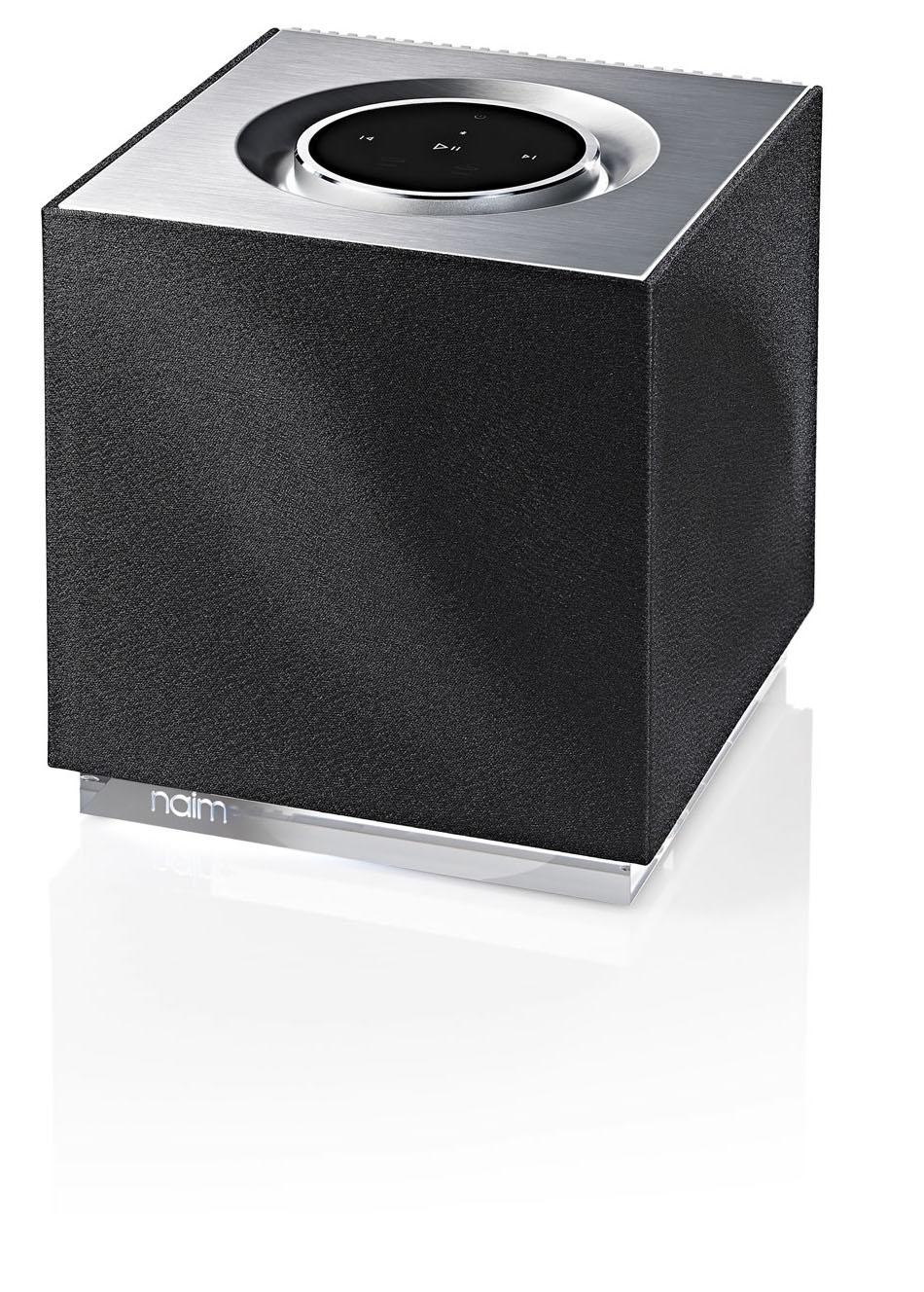 Naim Mu So Qb Compact Wireless Speaker Audio Streaming Burnt Fuse Box Home