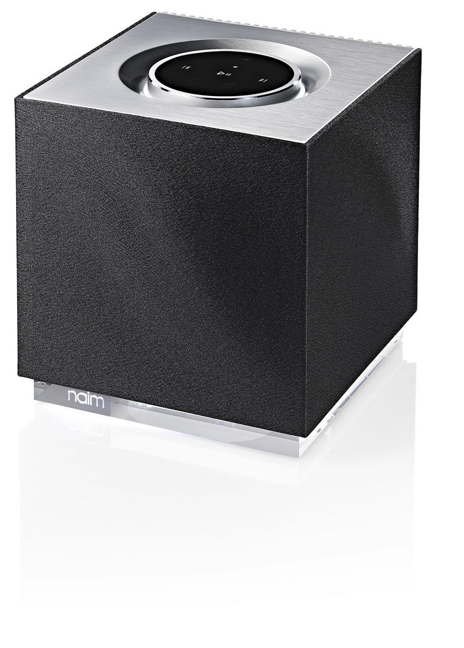 Naim Mu So Qb Compact Wireless Speaker Audio Streaming One Second Audible Clock 11