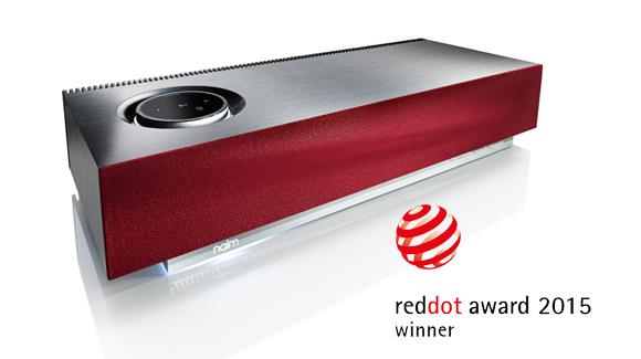 Mu So Gewinnt Den Begehrten Red Dot Award Naim Audio