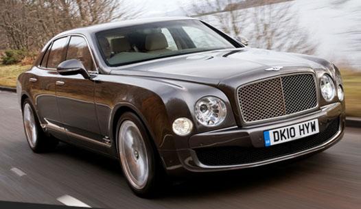 Top Gear recognises Naim for Bentley | Naim Audio