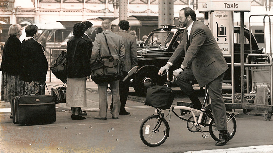 1985 Brompton Connection