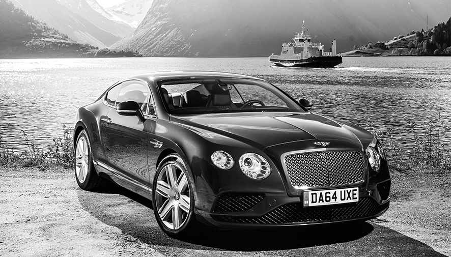 Naim for Bentley