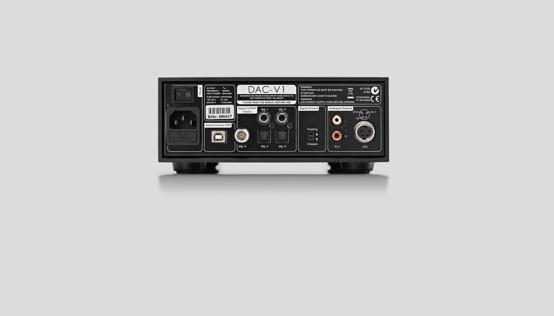 DAC-V1 Digital To Analogue Converter