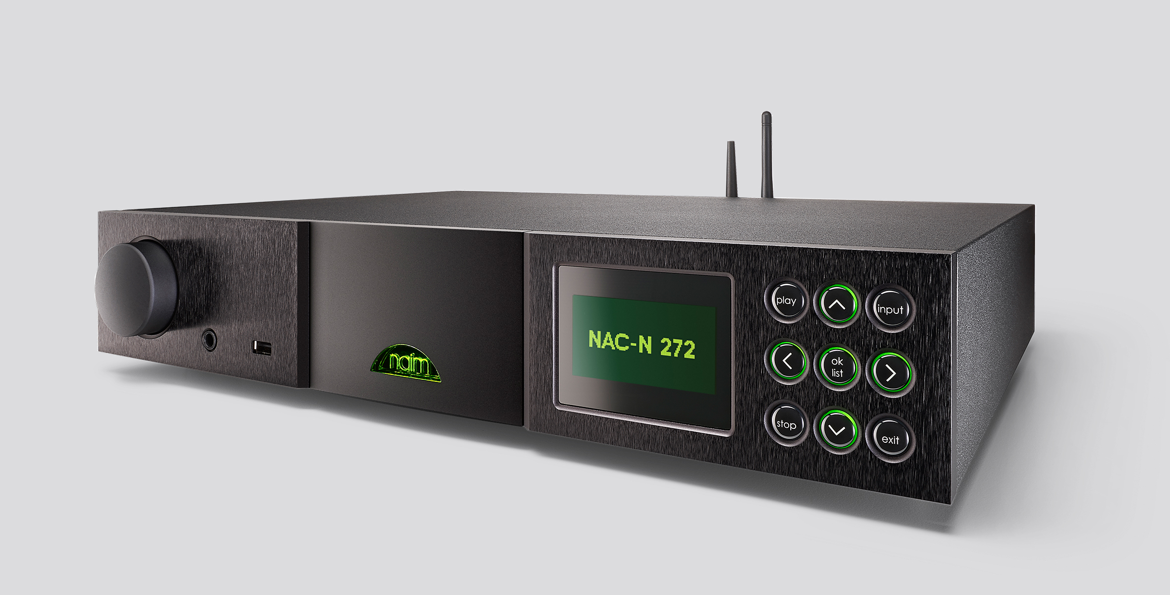 NAC-N 272 Streaming Preamplifier