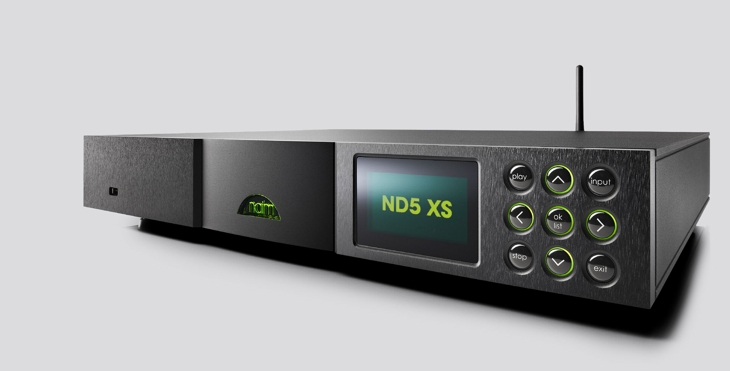 ND5 XS Network Player
