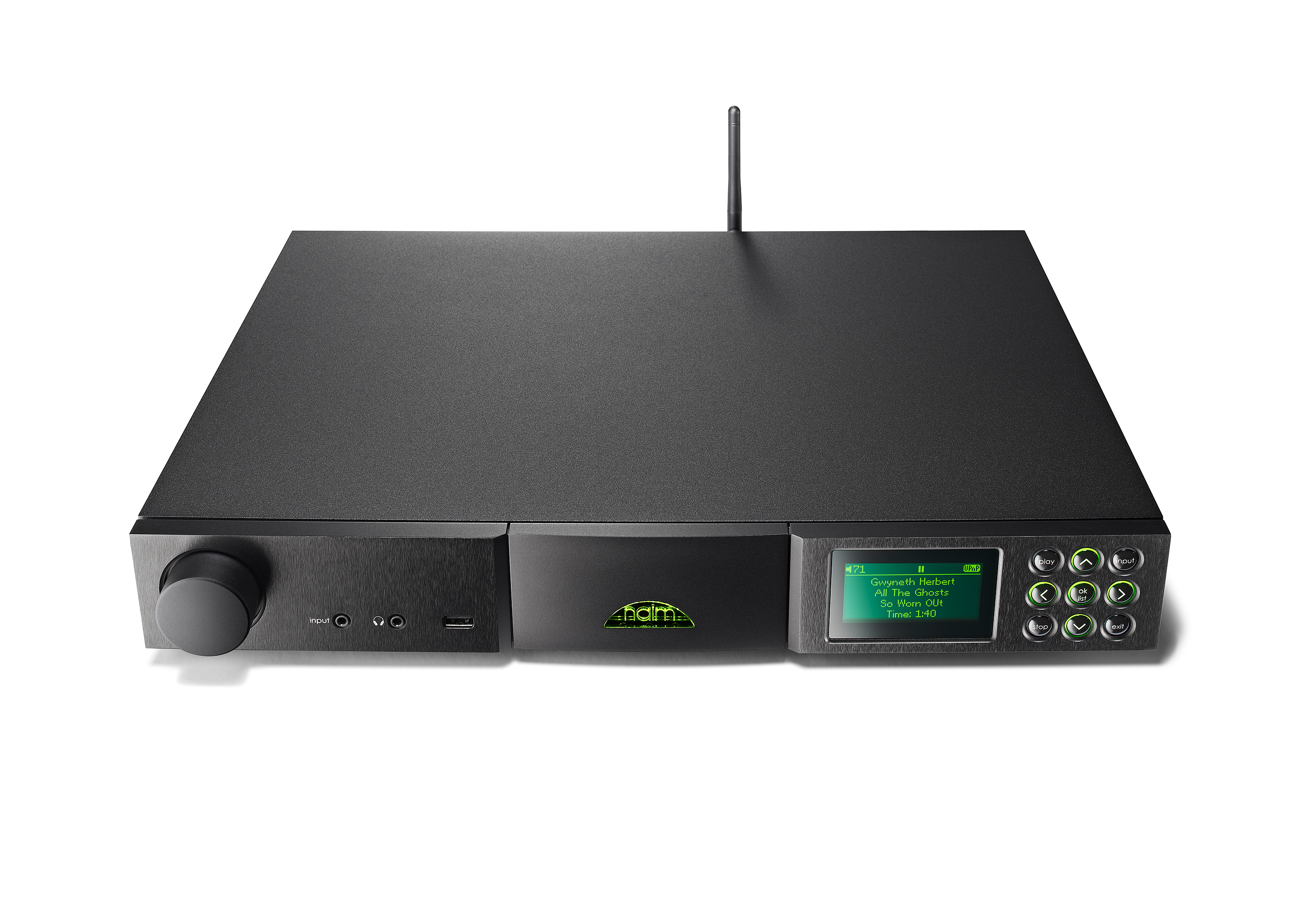 NAC-N 172 XS Preamplifier And Music Streamer