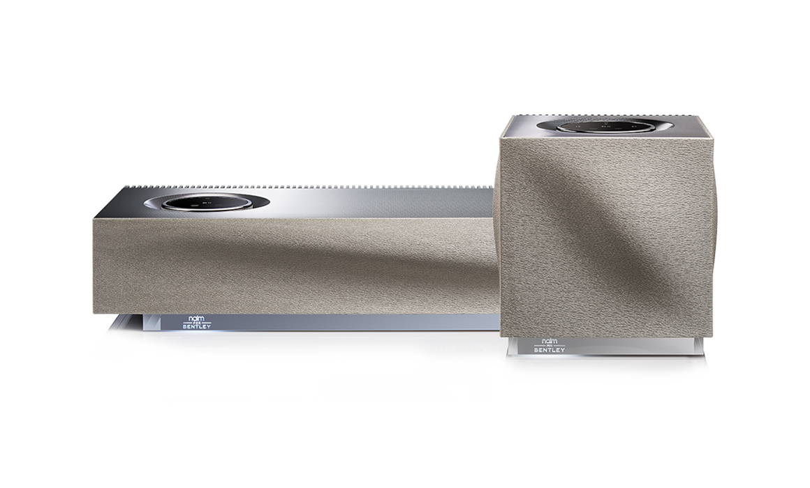 Naim for Bentley Mu-so Wireless Music System