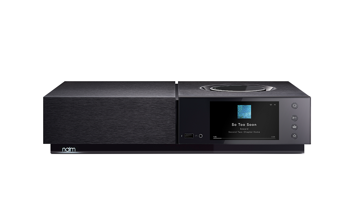 Naim All-in-One Player | Naim Uniti | Music Streamer