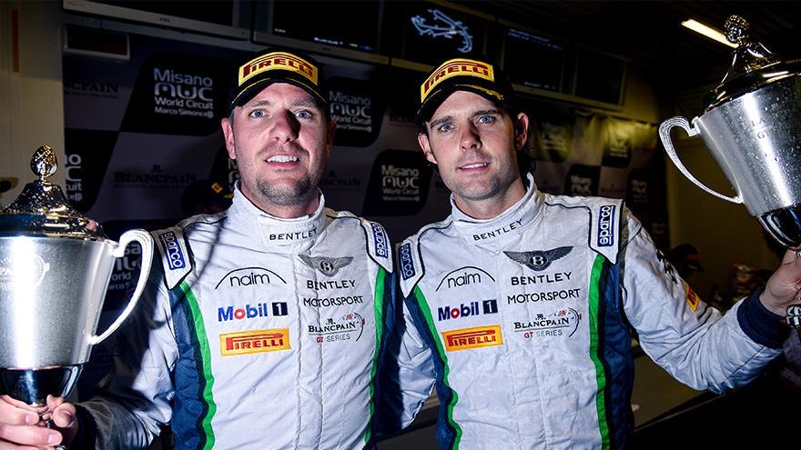 Bentley GT3 Race Drivers