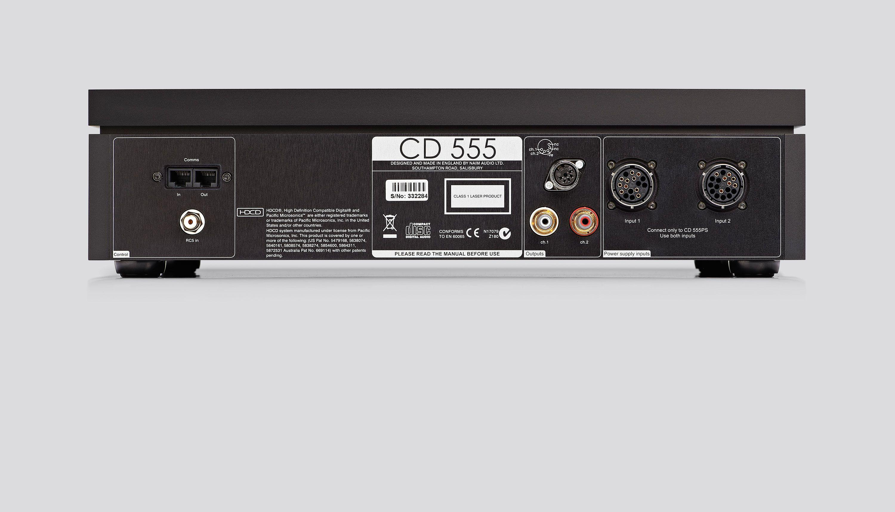 CD555 CD Player