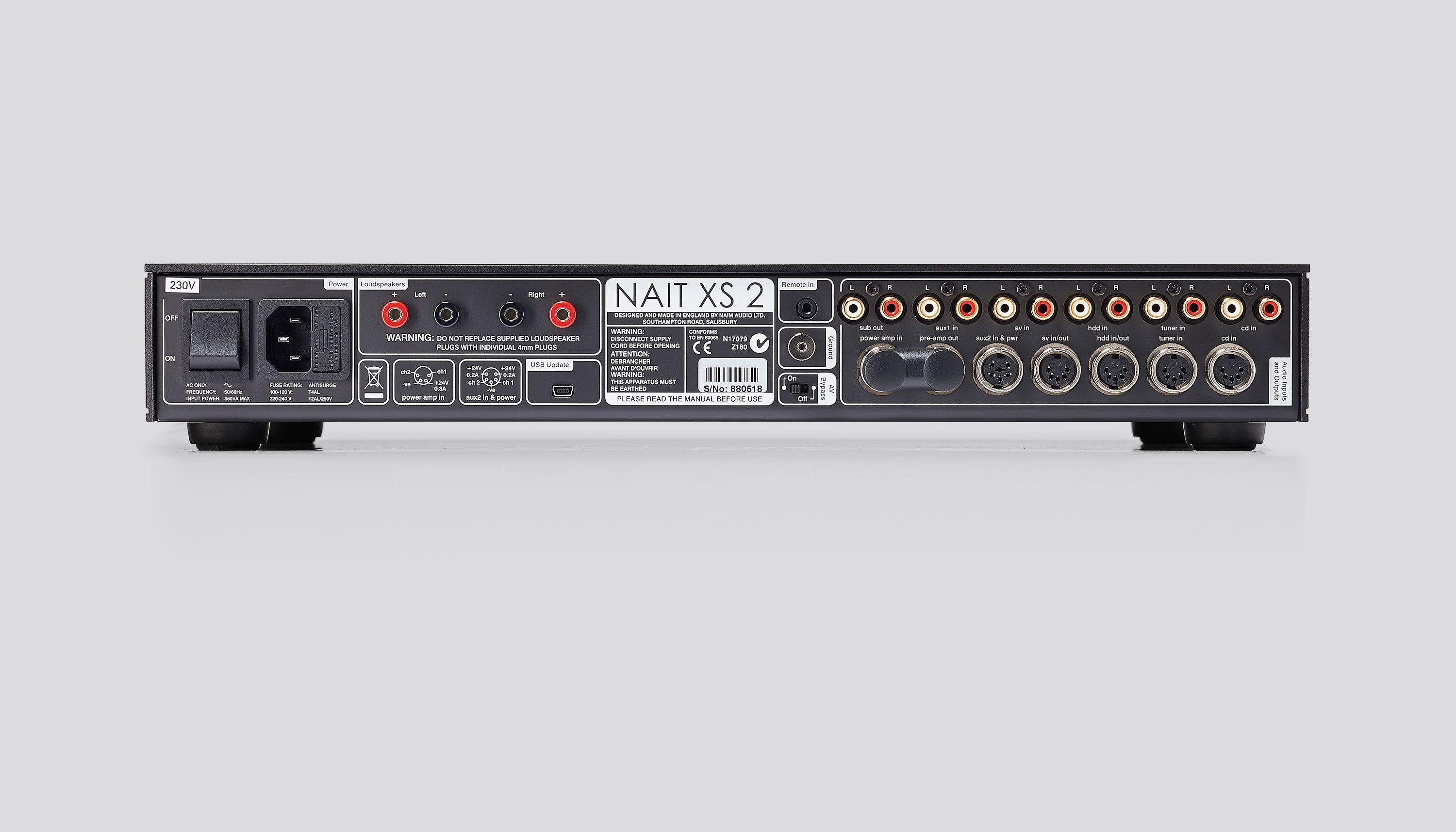 NAIT XS 2 Integrated Amplifier
